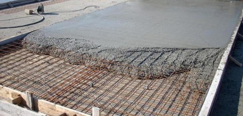 подготовка пола под заливку бетона