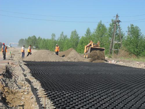 строительство дорог в Тюмени