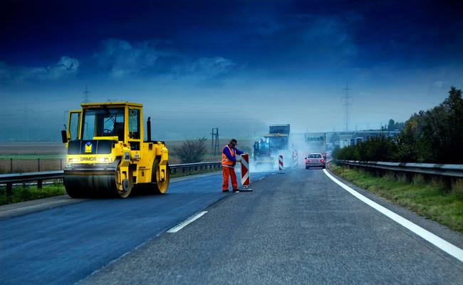 Строительство и ремонт дорог в Тюмени